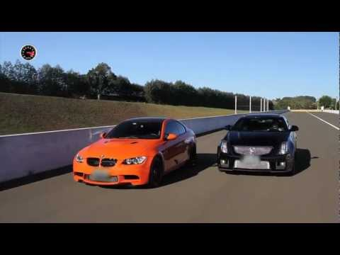 BMW M3 Vortech vs Cadillac CTS-V Supercharger # Revista FULLPOWER 124