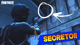 Top 5 Lugares *OCULTOS* en Fortnite Battle Royale!!