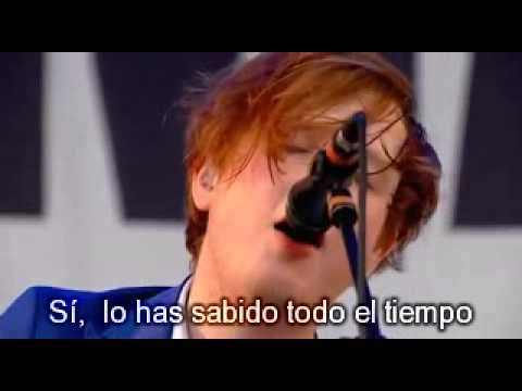 Two Door Cinema Club - What You Know - Glastonbury 2011 (Subtitulada)