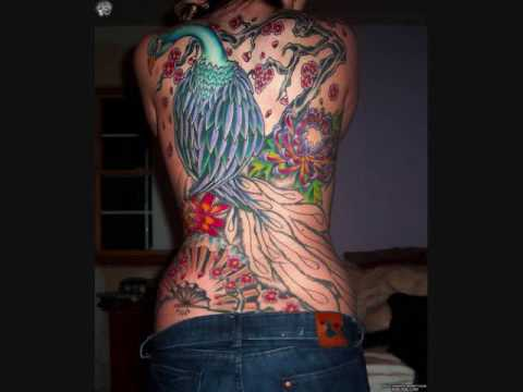 Amazing Tattoos (Slideshow w/ Music) Video