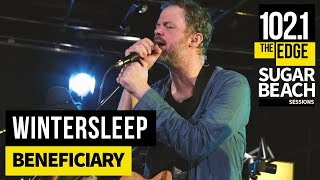 Wintersleep - Beneficiary (Live at the Edge)