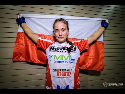 Invicta FC 9: Karolina Kowalkiewicz Post Fight Interview