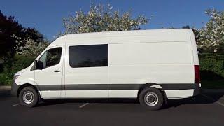 2019 Mercedes-Benz Sprinter Crew Van Pleasanton, Walnut Creek, Fremont, San Jose, Livermore, CA 19-1