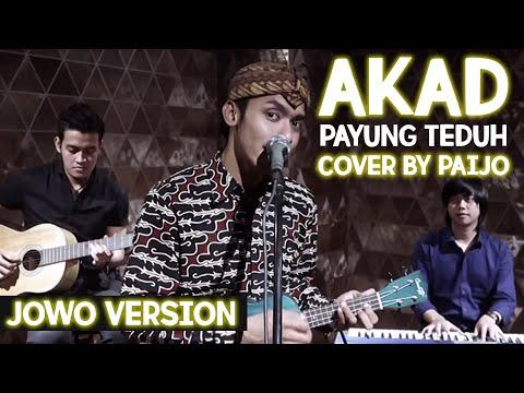 ADEM BGT!!!! AKAD (JAWA) by Payung Teduh - Mas Paijo ft Fazayubdina & Azman