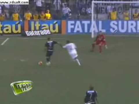 2 Gols De Ronaldo X Santos Narração Luciano Do Valle video
