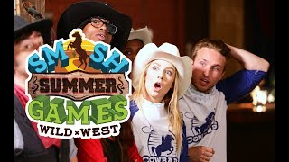 I film the Smosh family literally going insane from the heat | Courtney Miller