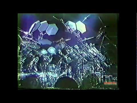 KISS @ The Spectrum '87 - Bruce Kulick&Eric Carr solos