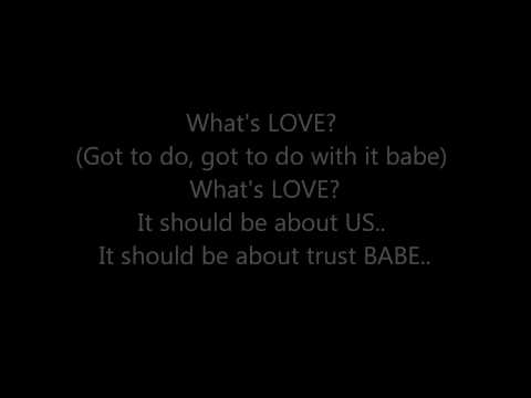 FAT JOE FT ASHANTI  WHATS LUV **LYRICS ON SCREEN**