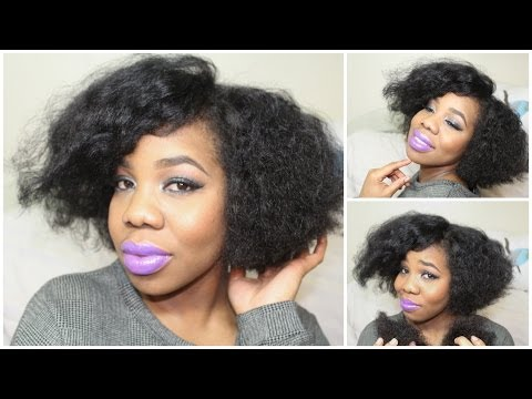 MY 2ND BIG CHOP!! NEW PROTIEN TREATMENT DEMO AND REVIEW!! -LOVELYANNEKA