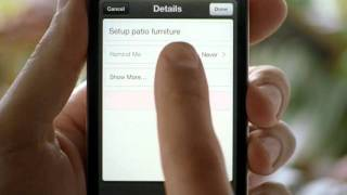 Apple iOS 5 Official Demonstration