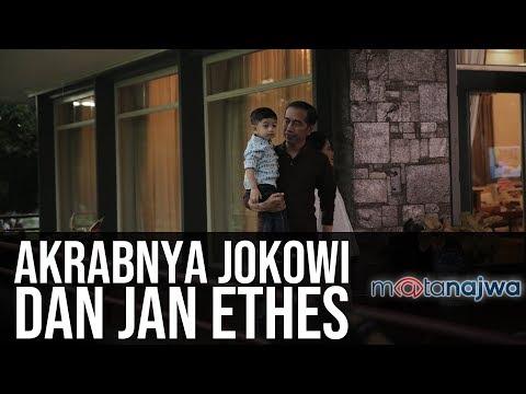 Rahasia Keluarga Jokowi: Akrabnya Jokowi dan Jan Ethes (Part 4) | Mata Najwa