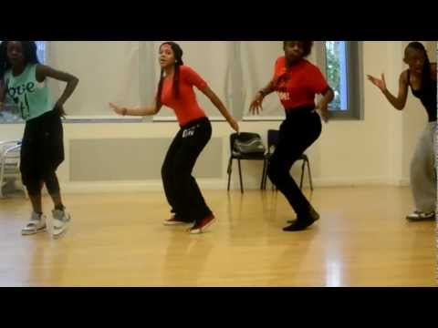 Choreography To Iyanya-kukere ; *azonto* video