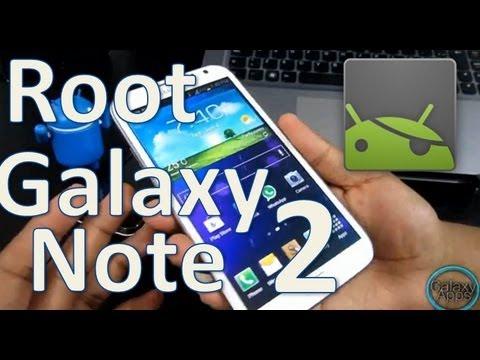 [How To] Root para Galaxy Note 2 - Cualquier modelo (Español Mx)
