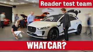2018 Jaguar I-Pace electric SUV | Reader test team | What Car?