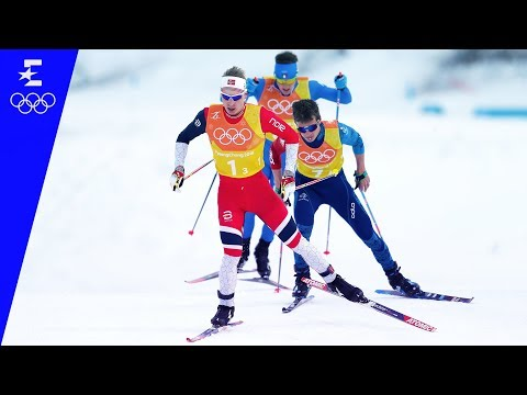 Cross-Country Skiing | Men's 4 x 10km Relay | Pyeongchang 2018 | Eurosport
