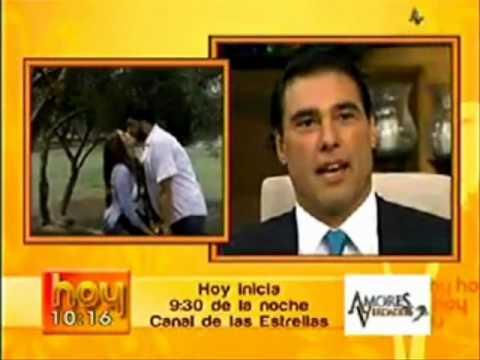 ENTREVISTA DE EDUARDO YAÑEZ EN EL PROGRAMA HOY