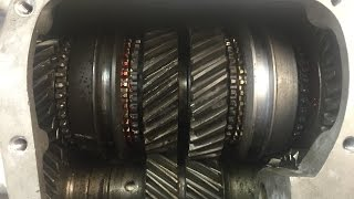 Rebuilding a Muncie M20 Transmission 4 Speed Gearbox