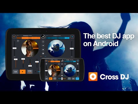 Cross DJ Free - Mix your music APK Cover