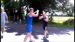 Man Who Counter Punches Like Conor Mcgregor IN A STREET FIGHT