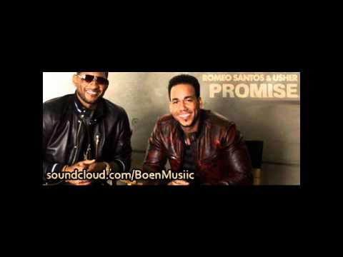 Anthony Romeo Santos ft Usher - Promise (2011) Lo mas nuevo de la bachata Music Videos