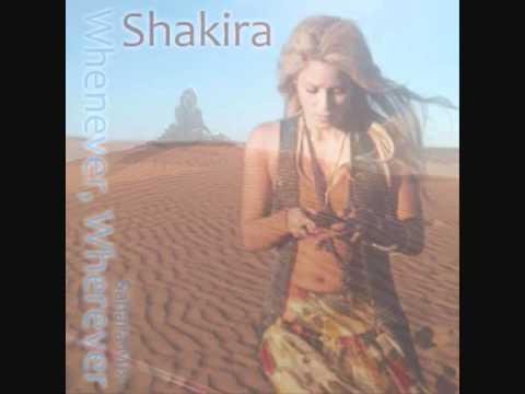 Shakira - Whenever, Wherever (Sahara Mix)