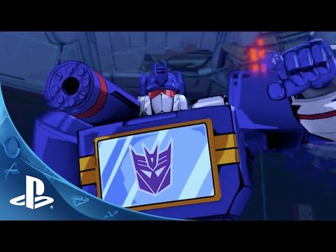 PlayStation E3 2015 - Transformers: Devastation Live Coverage | PS4