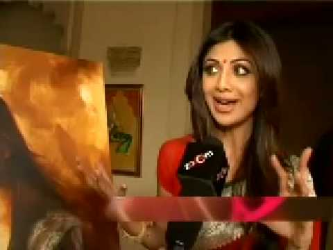 Shilpa Shetty not to go Bald for the Indo Chinese Film Video