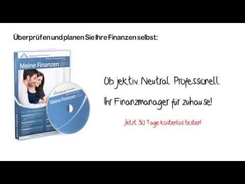 Meine Finanzen - Imagevideo