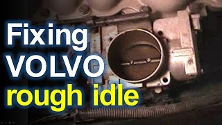Fixing Rough Idle or Stalling Problems (VOLVO ETM issues)