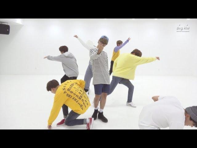 [CHOREOGRAPHY] BTS (방탄소년단) '봄날 (Spring Day)' Dance Practice (Lovely ver.) #2019BTSFESTA thumbnail