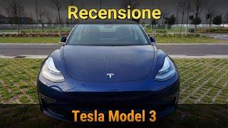 Tesla Model 3 - Recensione italiana dopo 1500km!