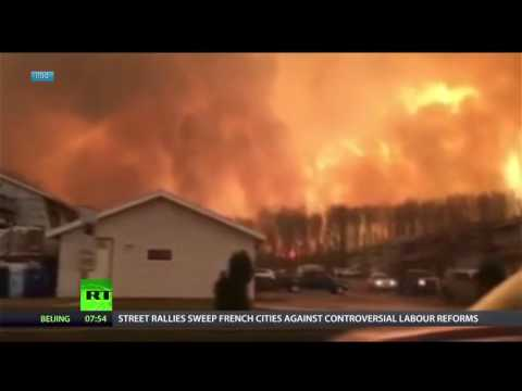 Disastrous Climate Change Exposed In One Gif