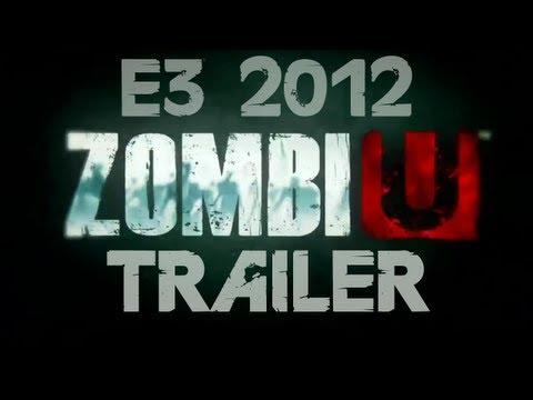 ZombiU Official Trailer E3 2012 [HD] (Wii U)