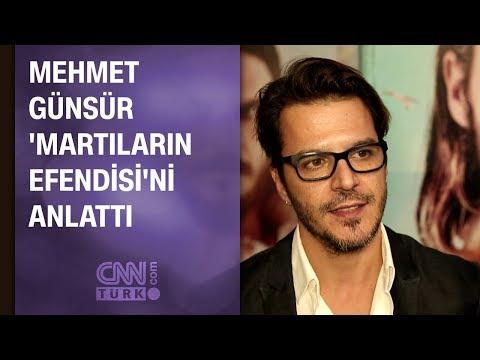 Mehmet Günsür ve Bige Önal, Martıların Efendisi'ni anlattı
