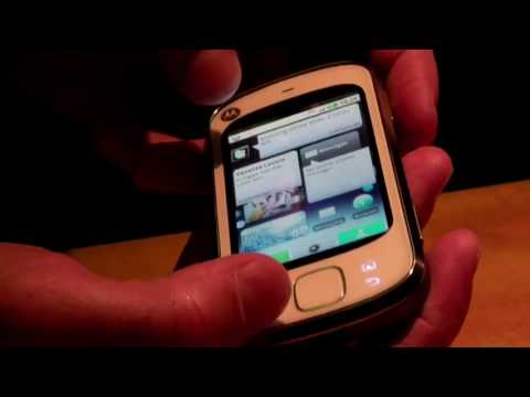Motorola QUENCH Demo - to be released on Rogers