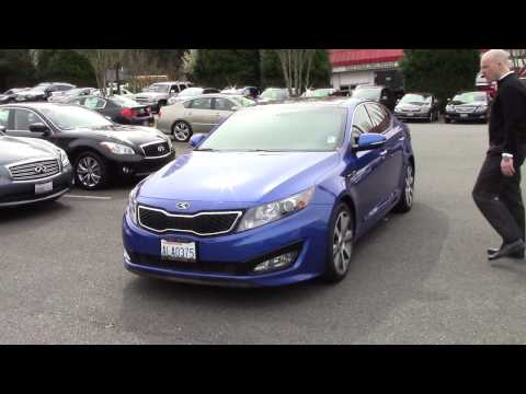 2013 Kia Optima SX review - Buying a used Optima? Here's the complete story!