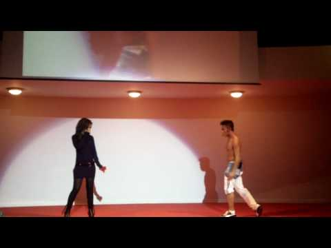 Ginoong pilipinas Italy: Jon Ramos Best talent