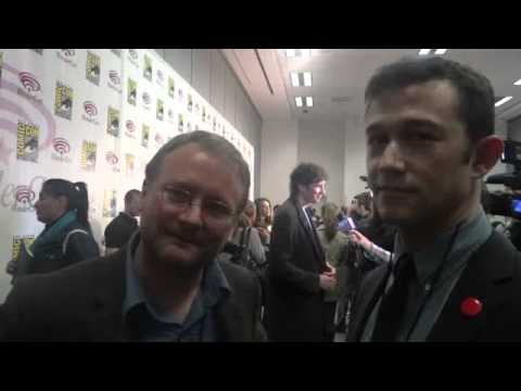 WonderCon 2012 Interview with Joseph Gordon-Levitt and Rian Johnson