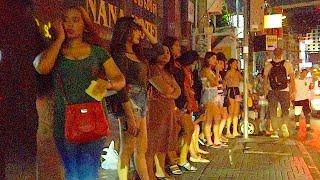 THAI FREELANCERS WAITING FOR CUSTOMERS | Nana Plaza Bangkok, Sukhumvit 4, Bangkok, Thailand