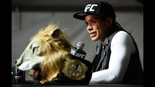 UFC 224: Post-fight Press Conference