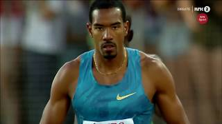 Christian Taylor TOP 10 JUMPS - Triple Jump Compilation