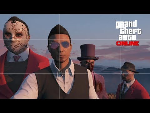 EL BOCA-SANGRE - GTA Online con Willy y Vegetta