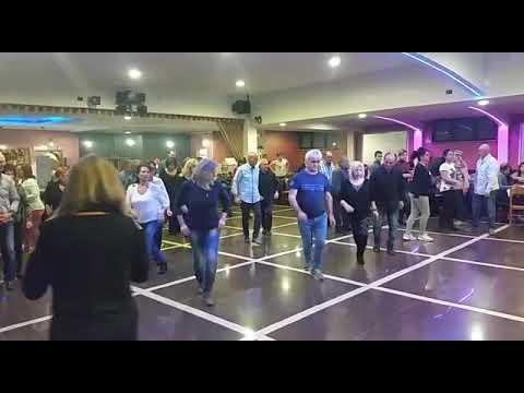 Nuovo || ballo di gruppo || hully gully || di Claudio Ballantino