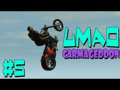 LMAO - RAMP! Carmageddon #5 (GTA IV PC Mod)