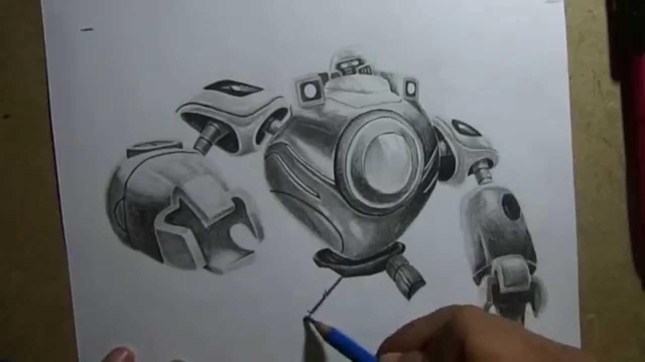 pencil drawing blitzcrank youtube