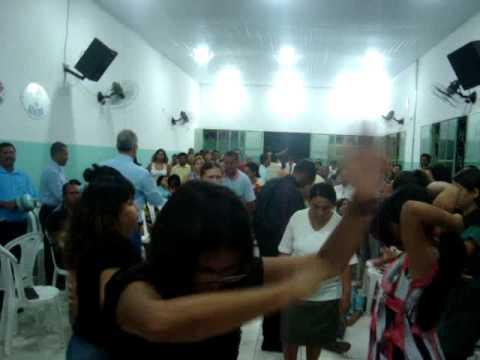 Pastora Betinha, na Glória de Deus, Parte 04 Final.