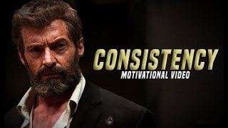 CONSISTENCY - Motivational Video