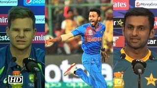 Cricketers React To India's Dramatic Win Over Bangladesh | T20 WC 2016
