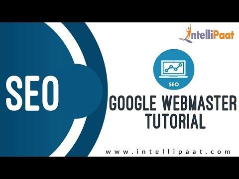 Google Webmaster Tutorial SEO Training | Online SEO Tutorial | Intellipaat
