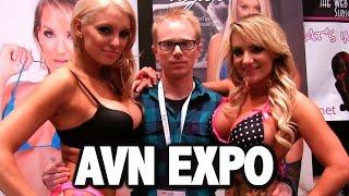Joe Goes To AVN Expo